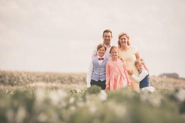 Een prinsheerlijke gezinsreportage! Spontaan gezinsportret vastgelegd door Ann-elise lietaert.
