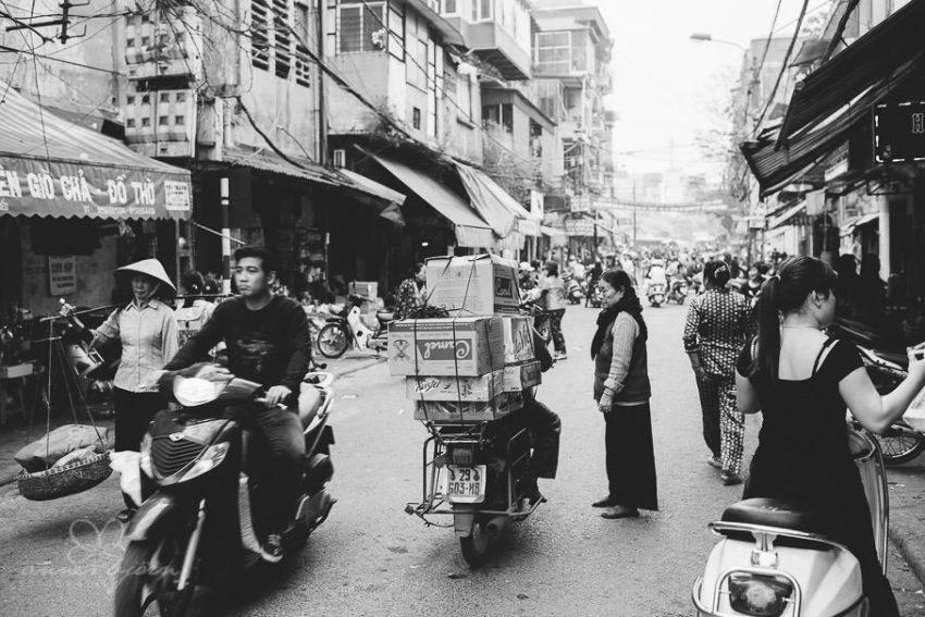 0001 Vietnam I AuB 43291 - Vietnam 2013 - Von Hanoi zu den Wasserdrachen in der Halong Bay
