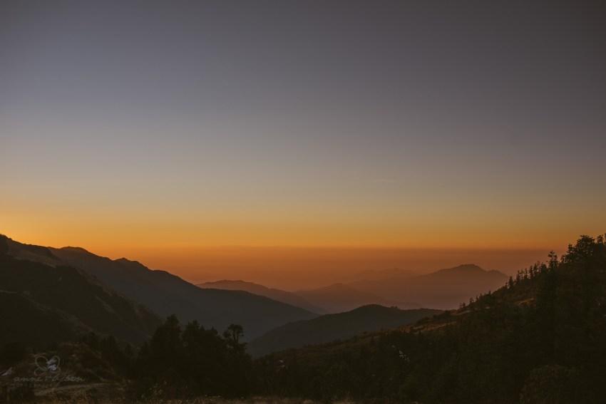 0047 anne und bjoern poon hill nepal 811 1093 2 - Nepal Teil 2 - Trekking zum Poon Hill