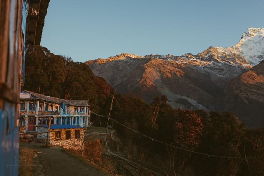 0061 anne und bjoern poon hill nepal 811 1248 2 - Nepal Teil 2 - Trekking zum Poon Hill