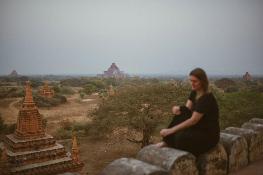 0023 bagan ngwesaung d76 7878 1 - Tempelstadt Bagan & tauchen am Ngwesaungbeach