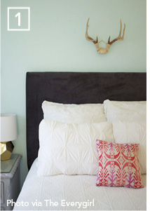 5 fab headboards you can make in a weekend
