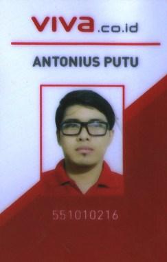 Antonius Putu di Viva News