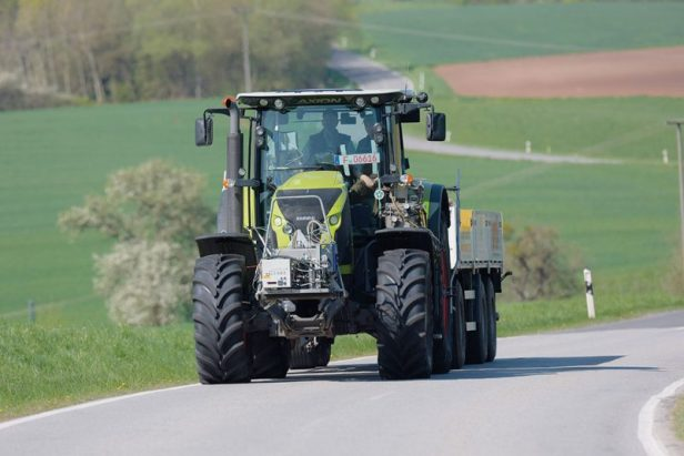 Test anvelope agroindustriale Vredestein Traxion+
