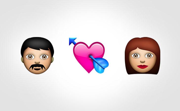 Couple emoji
