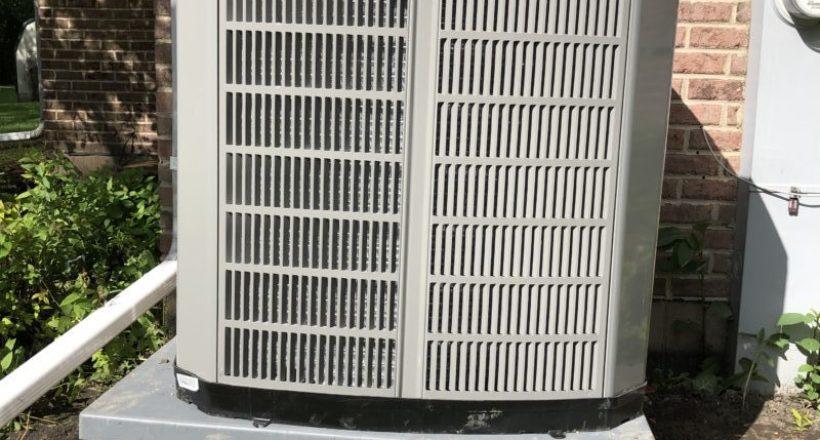 New American Standard 5 Ton Air Conditioner Unit in Des Plaines IL