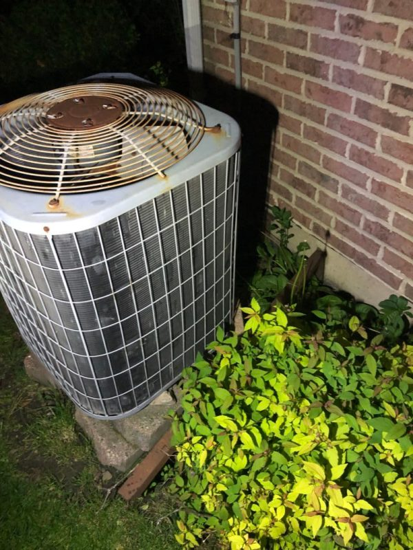 Replace & Install New American Standard 5 Ton Air Conditioner Unit in Des Plaines IL