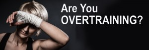 Are You Overtraining
