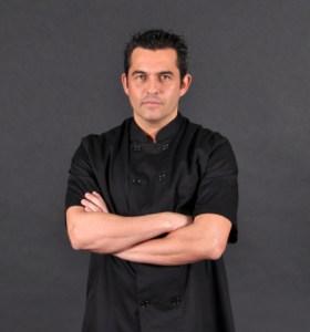 Maestro Pastelero y emprendedor Alex Ferrer