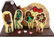 Mona de Pascua Monster High