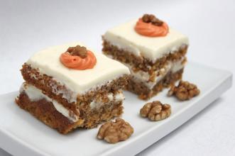 Pastel de Zanahoria especialidad de la casa
