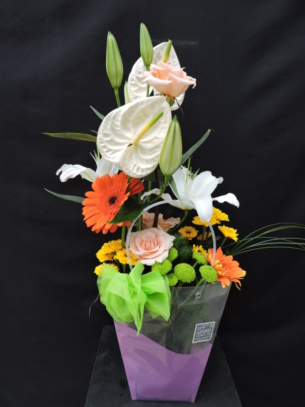 Bolso de Flores Primaveral