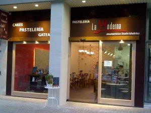 Pastelería La Moderna en Valencia