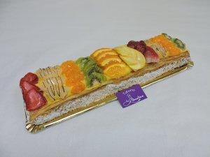 Banda de Hojaldre de Frutas
