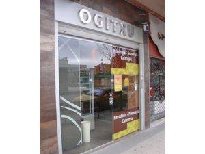 Pastelería Ogitxu