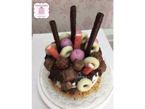 Dripcake de Chuches
