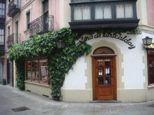 Pastelerias Zuricalday en Las Arenas