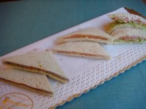 Bandeja sandwiches Selectos