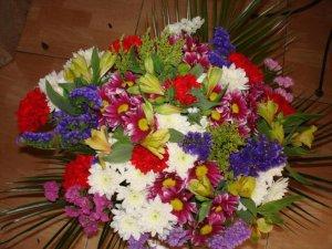 Ramo de Flores Silvestre Colorido