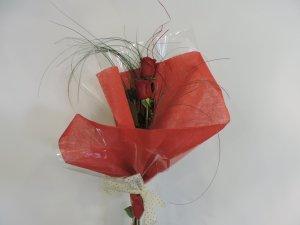 Rosas Preparadas para regalo