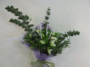Ramo de Flores Tonos Blancos