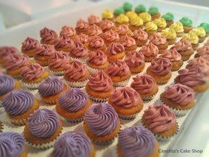 Mini Cupcakes surtidos