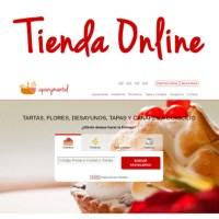 tartas online y pasteleria online