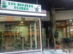 Floristería Los Nopales