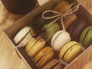 Caja de Macarons