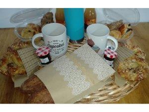 Desayuno para dos personas