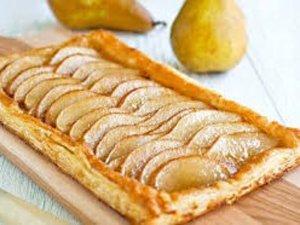Banda de manzana sin azúcar