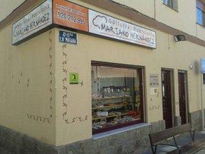 Bollería Pastelería Mariano Hernández