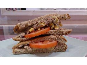 Sandwich Integral de Atún