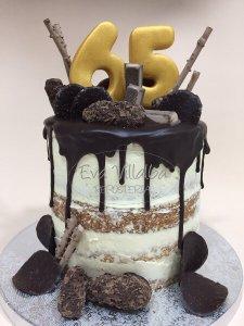 Dripcake de Chocolate