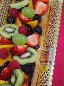 Banda de Frutas sin azúcar