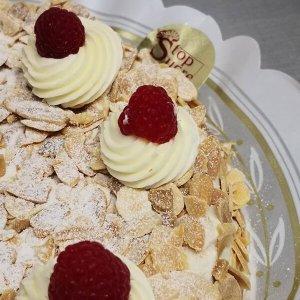 Tarta Sara de Mantequilla y Almendras