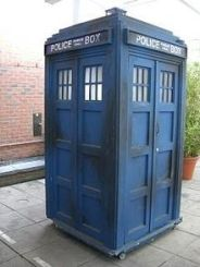 TARDIS (Time and Relational Dimension in Space).