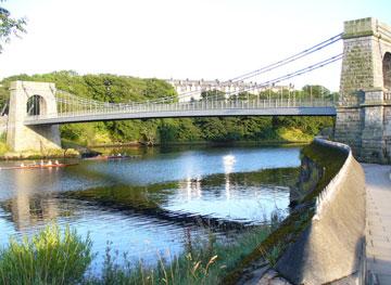 Aberdeen  - Wellington Suspension Bridge
