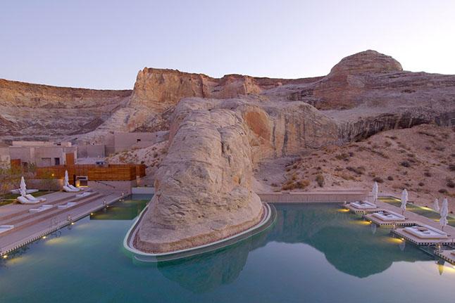 Amangiri Utah Resort, USA