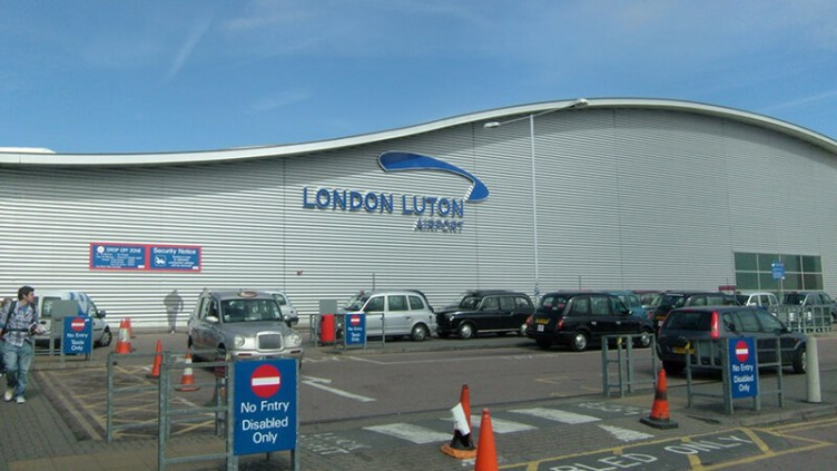 Where to eat at Luton Airport