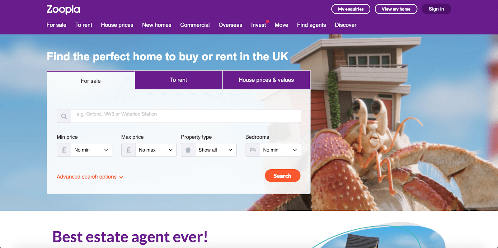 Zoopla API