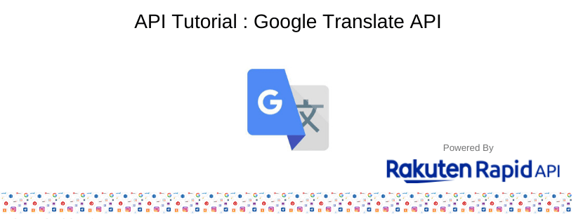 API Tutorial Google Translate