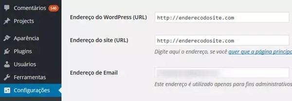 certificado SSL WordPress