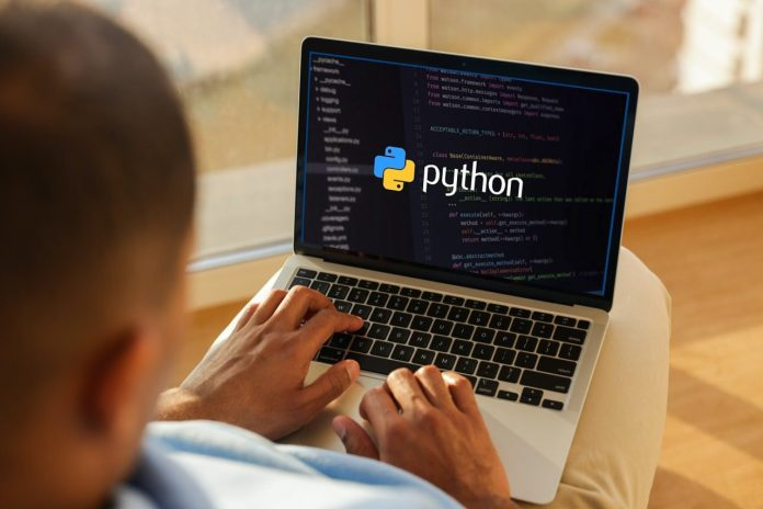 Why is Python an ideal choice for web scraping?