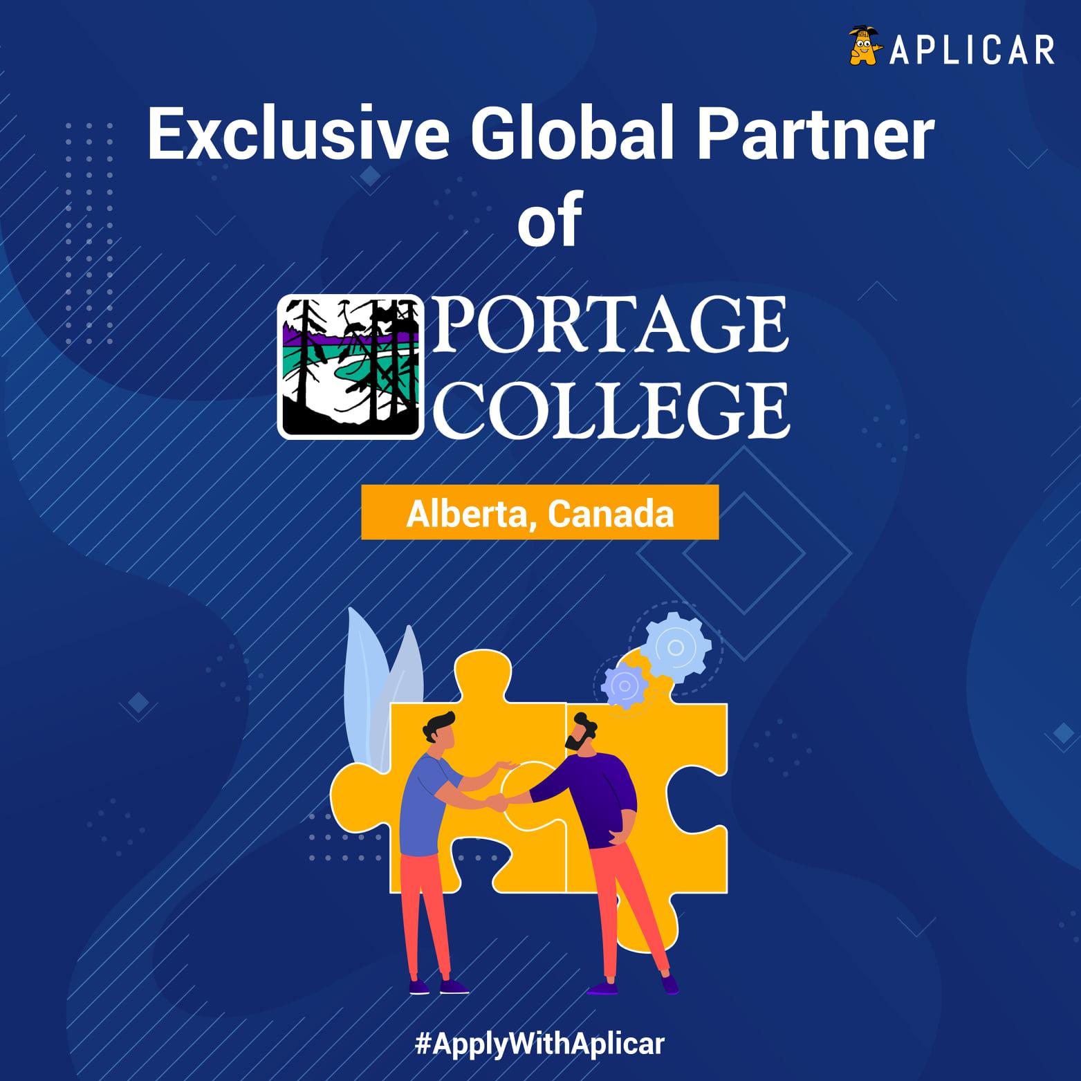 Aplicar Announces Exclusive Partnership with Portage College!