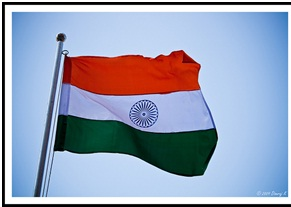 Hoisting the Indian flag in Your Apartment Complex