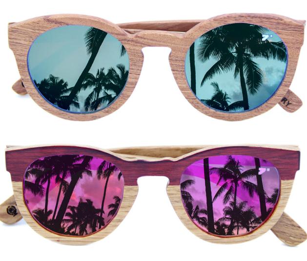 oculos de madeira