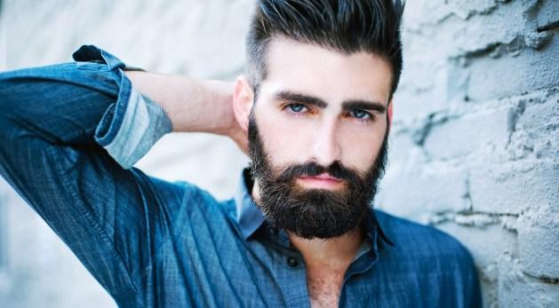 cabelo e barba 2018
