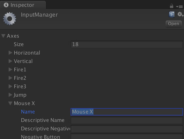 InputManager