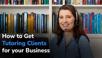 How to get tutoring clients